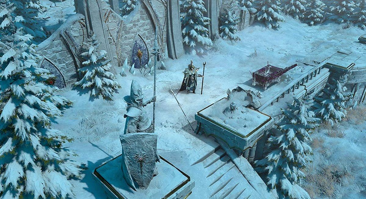 XBOXSeriesX Warhammer Chaosbane Slayer Edition