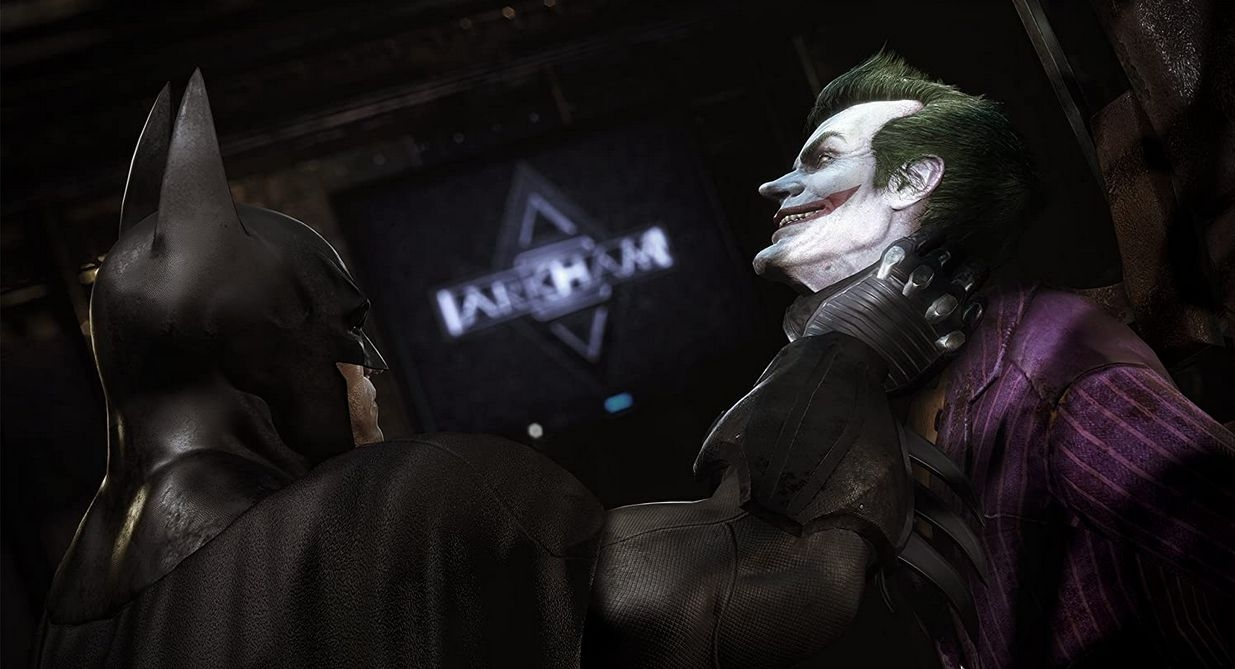PS4 Batman Arkham Collection