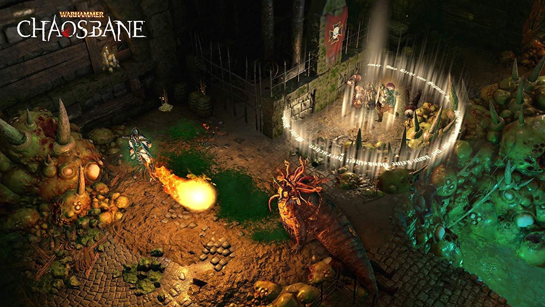 PS4 Warhammer Chaosbane
