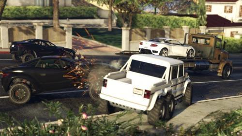 XBOX360 Grand Theft Auto 5