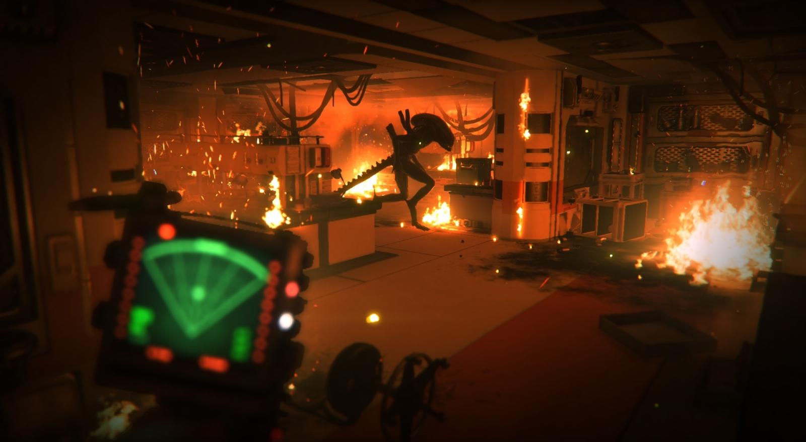 PS4 Alien Isolation