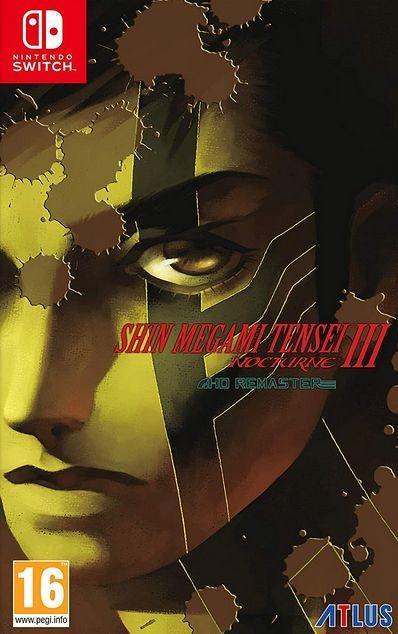 Switch Shin Megami Tensei 3 Nocturne HD Remaster