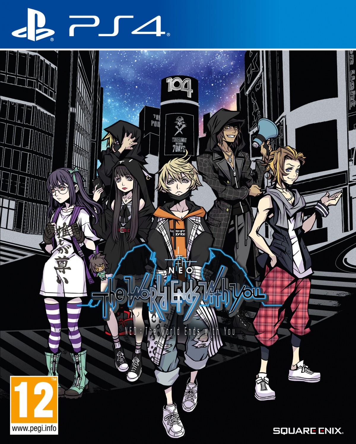 PS4 Neo: The World Ends With You