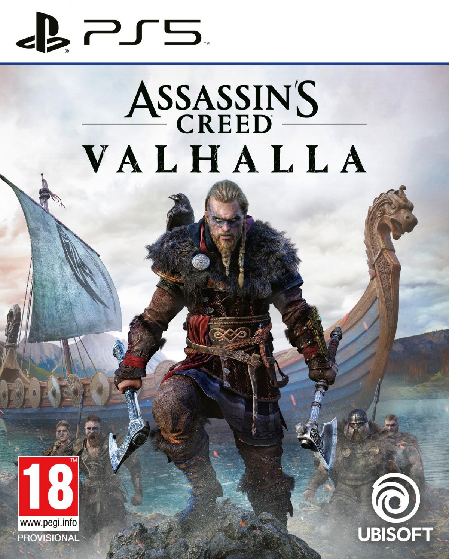 PS5 Assassin´s Creed Valhalla