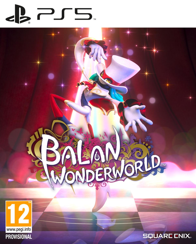 PS5 Balan Wonderworld + Pre-Order Bonus
