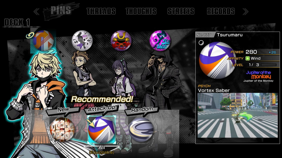 Switch Neo: The World Ends With You