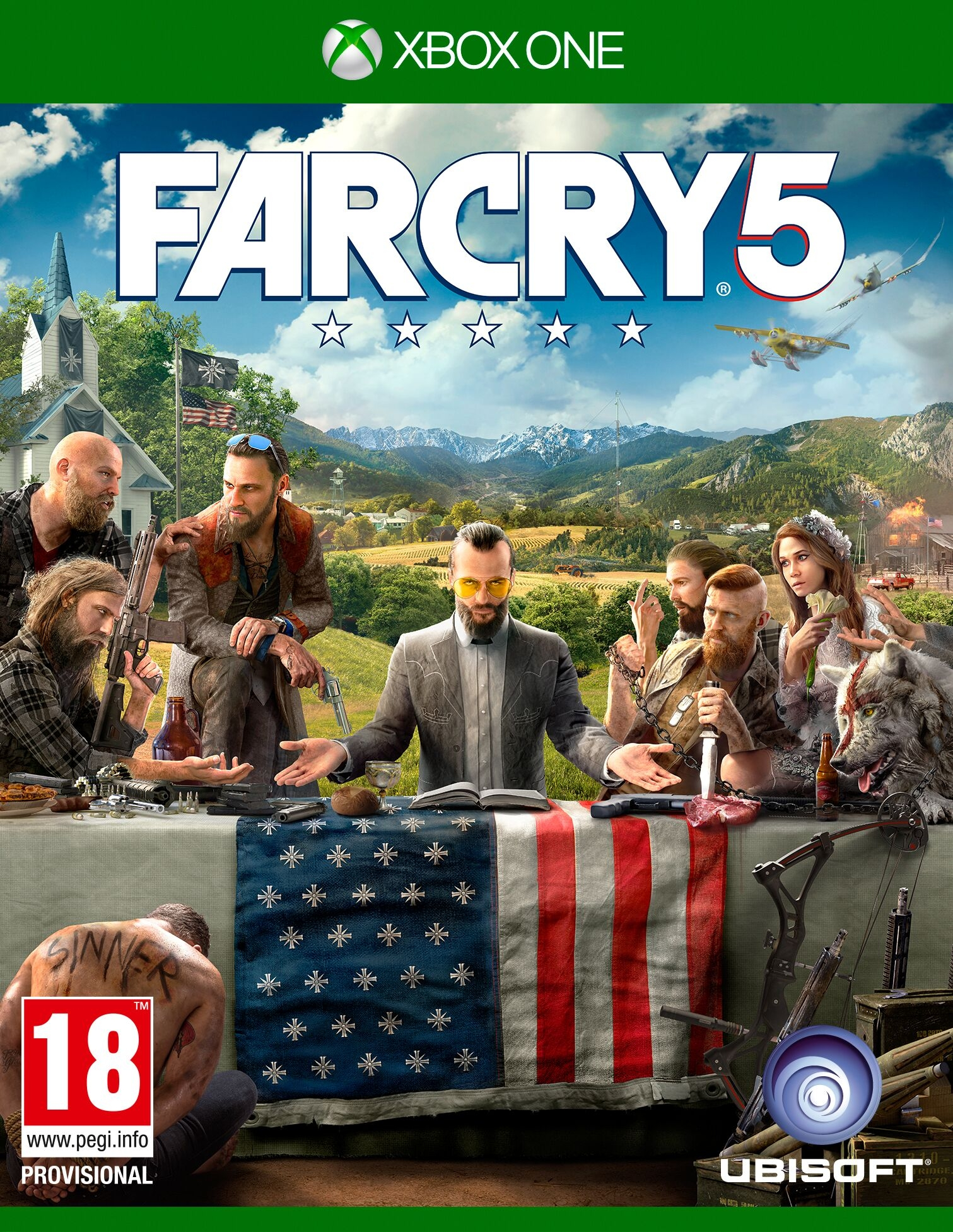 XBOXOne Far Cry 5