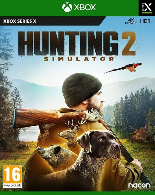 XBOXSeriesX Hunting Simulator 2