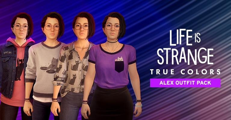 PS5 Life is Strange True Colors
