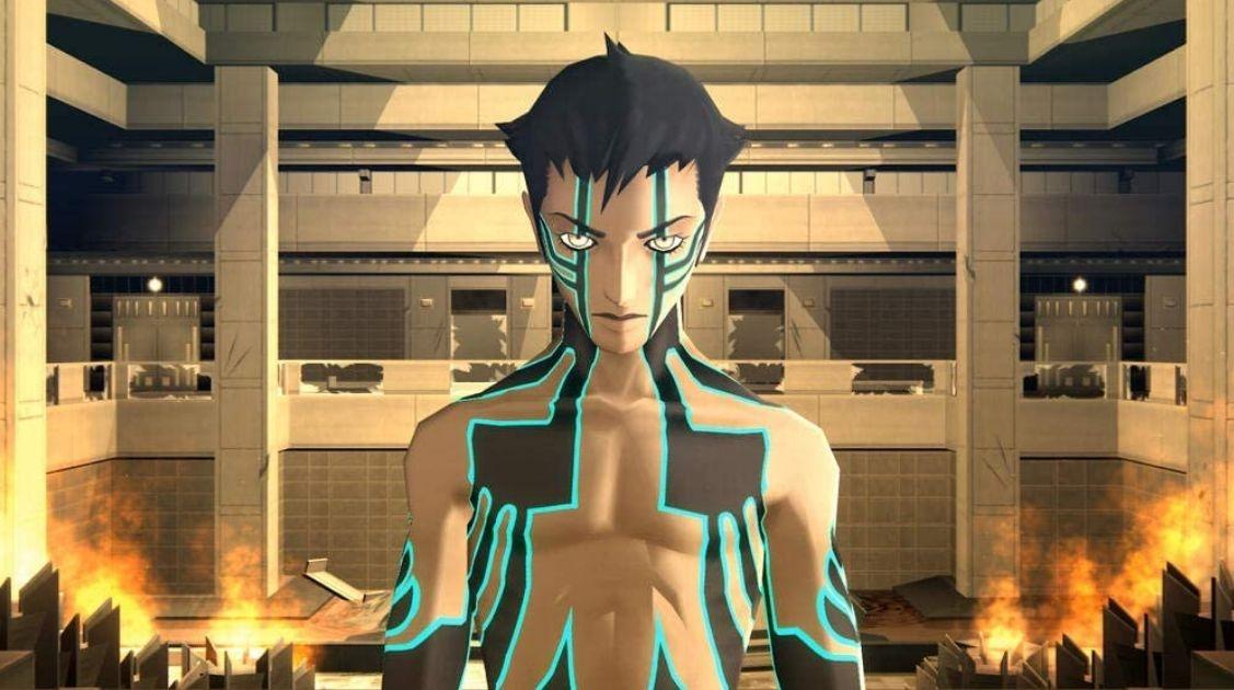 PS4 Shin Megami Tensei 3 Nocturne HD Remaster