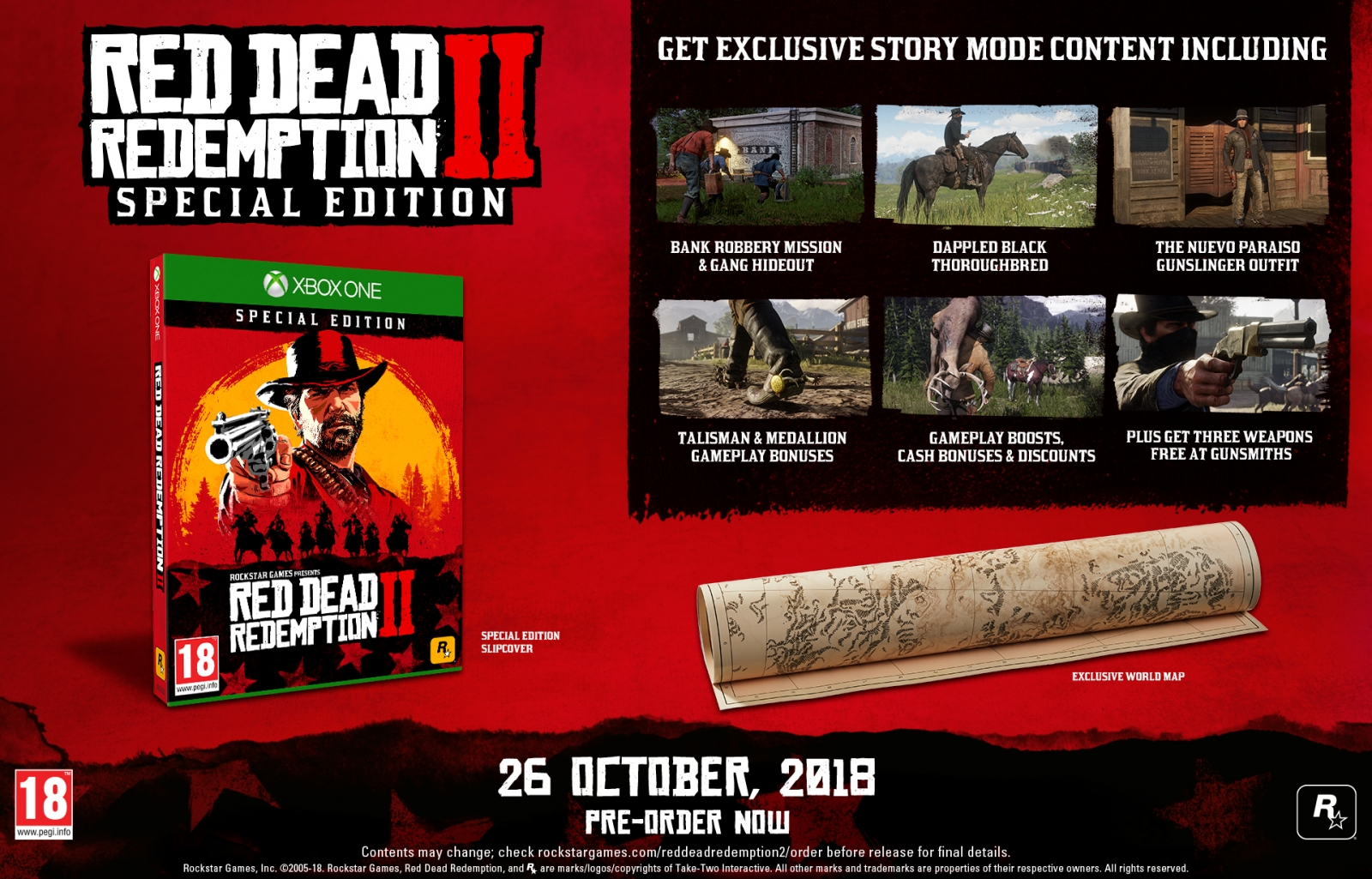 XBOXOne Red Dead Redemption 2 Special Edition