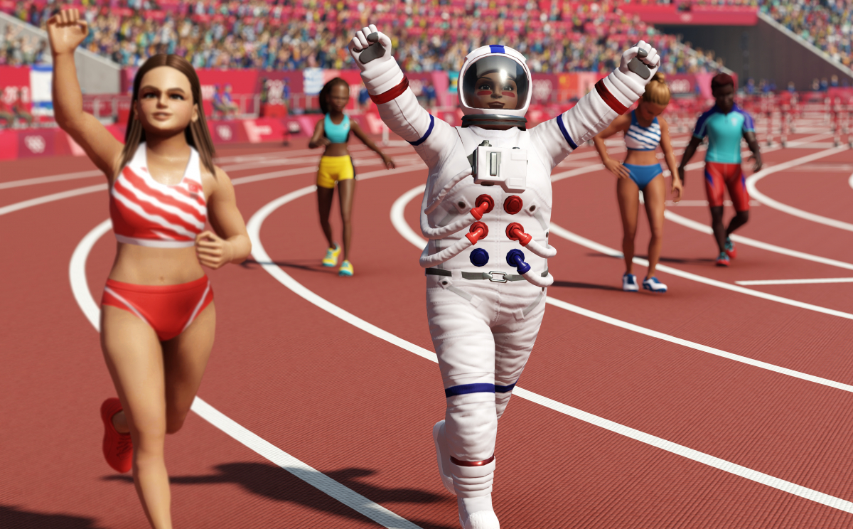XBOXOne/SeriesX Olympic Games Tokyo 2020 The Official Video Game