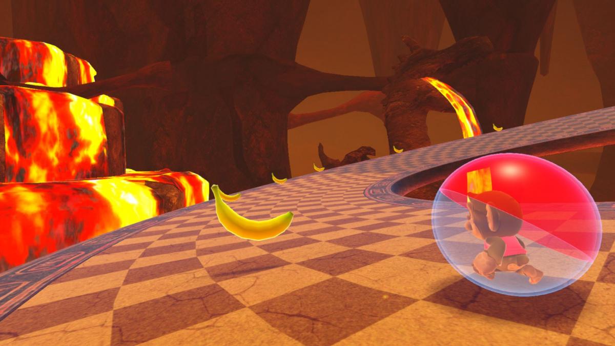 XBOXOne/SeriesX Super Monkey Ball Banana Mania Launch Edition