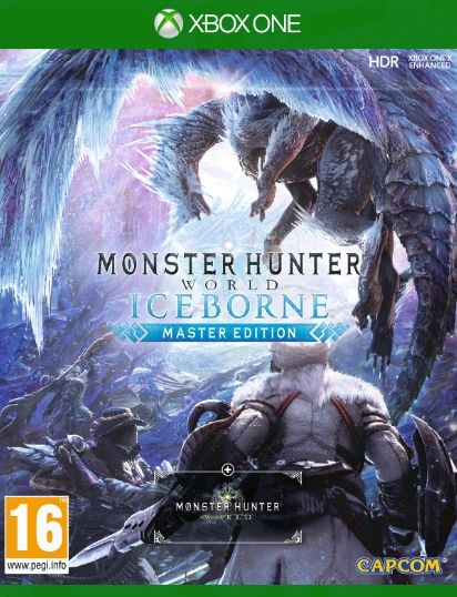 XBOXOne Monster Hunter World Iceborne Steelbook Edition