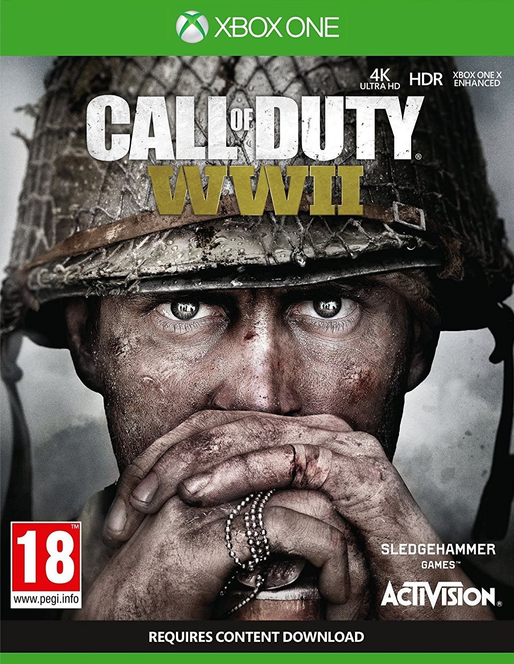 XBOXOne Call of Duty WW2
