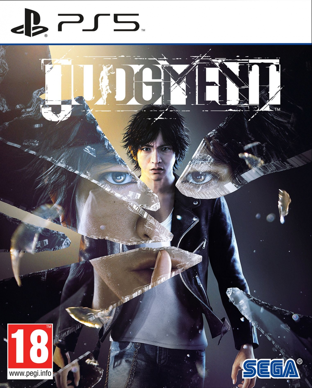 PS5 Judgment