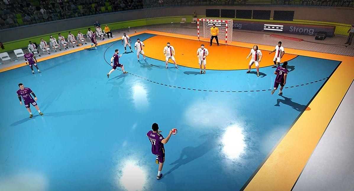 XBOXOne/SeriesX Handball 21